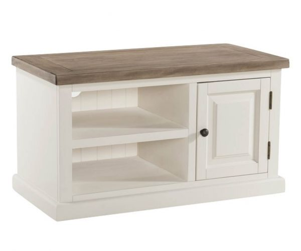 Annaghmore Santorini Painted Standard TV Unit