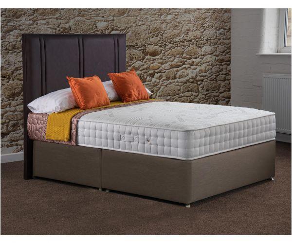 Sweet Dreams Sapphire Memory 1000 Pocket Sprung Ottoman Divan Bed Set