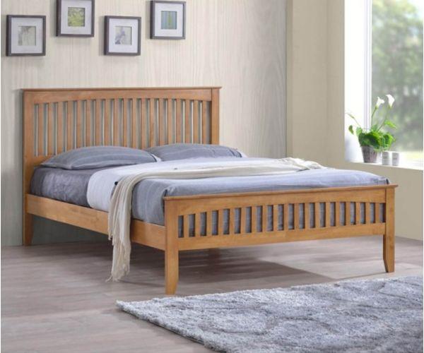 Sareer Sandhurst Oak Bed Frame