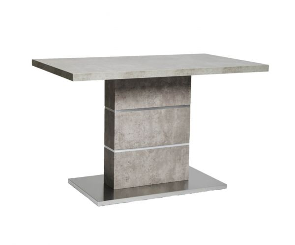 Furniture Line Seattle 160cm Dining Table Only
