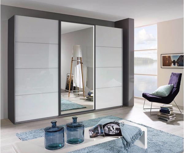 Rauch Furniture Senden Sliding Door Wardrobe