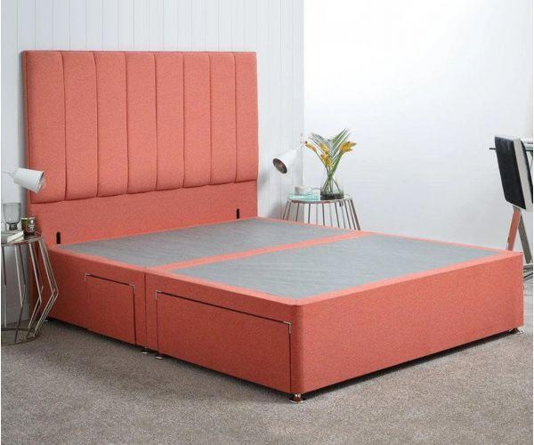 Serene Furnishings Classic Platform Top Divan Bed Base