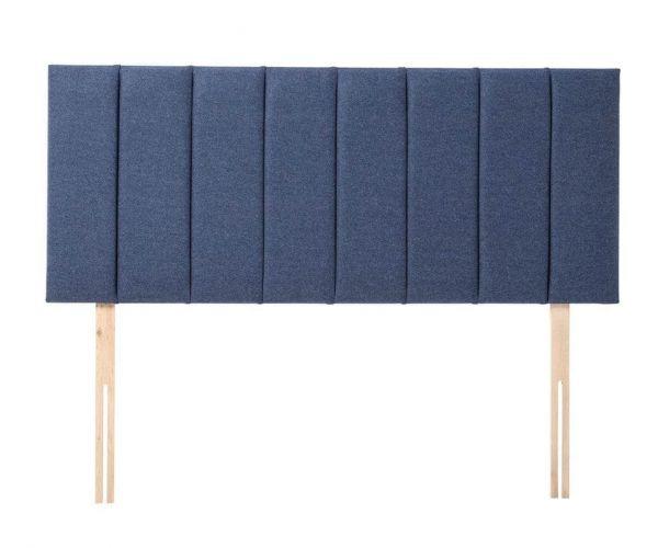 Serene Furnishings Cora Strutted Upholstered Headboard