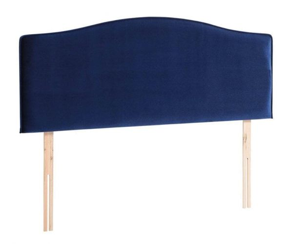 Serene Furnishings Paige Strutted Upholstered Headboard
