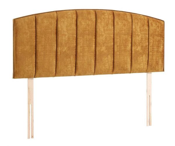 Serene Furnishings Samantha Strutted Upholstered Headboard