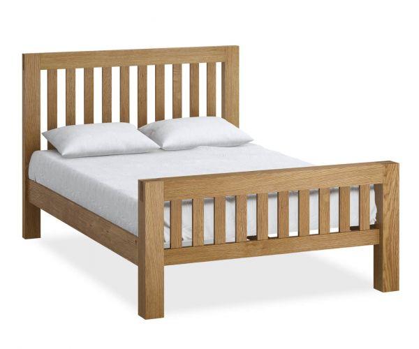 Global Home Sherwood Oak Bed Frame