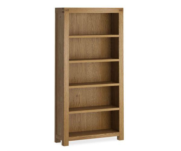 Global Home Sherwood Oak Large Bookcase
