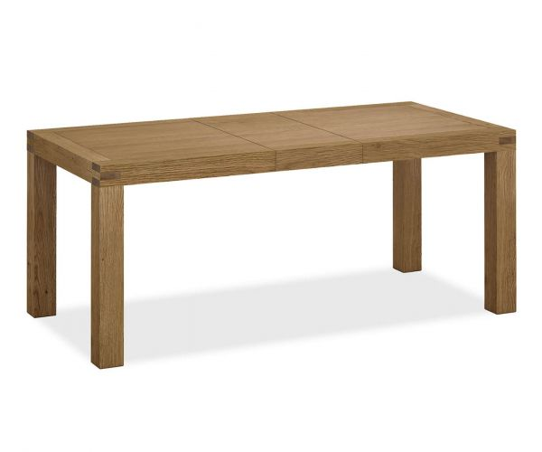 Global Home Sherwood Oak Small Extending Dining Table