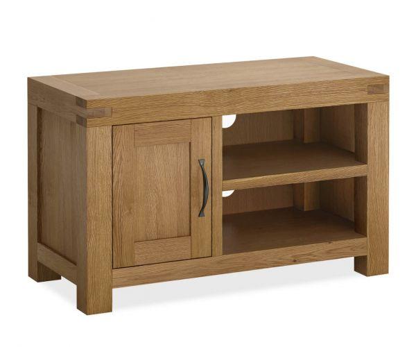 Global Home Sherwood Oak Small TV Cabinet