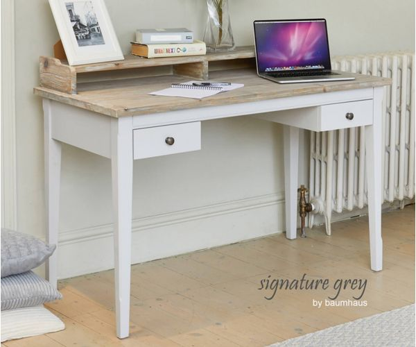 Baumhaus Signature Grey Desk Only