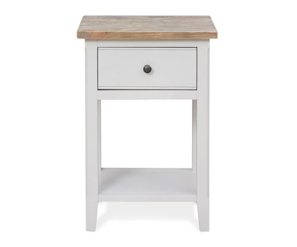 Baumhaus Signature 1 Drawer Lamp Table