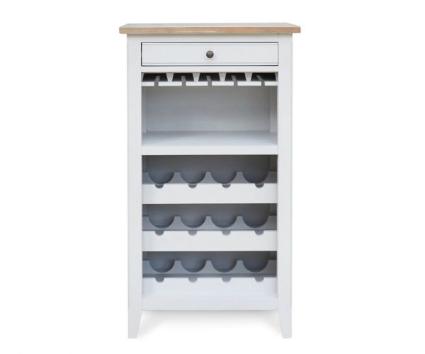 Baumhaus Signature Grey Wine Rack