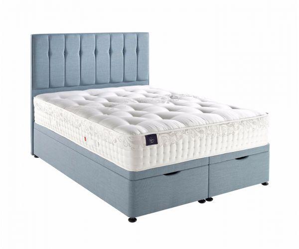 Slumberland Silver Seal Divan Bed