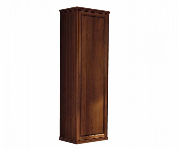 Camel Group Nostalgia Walnut Finish 1 Door Wardrobe