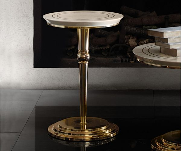 Arredoclassic Sipario Italian Lamp Table