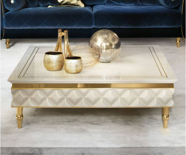 Arredoclassic Sipario Italian Coffee Table