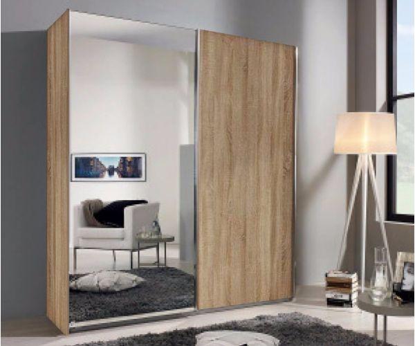Rauch Furniture Essensa Sliding Door Wardrobe Front A