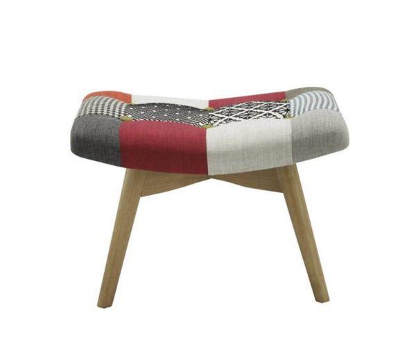 Birlea Furniture Sloane Fabric Stool