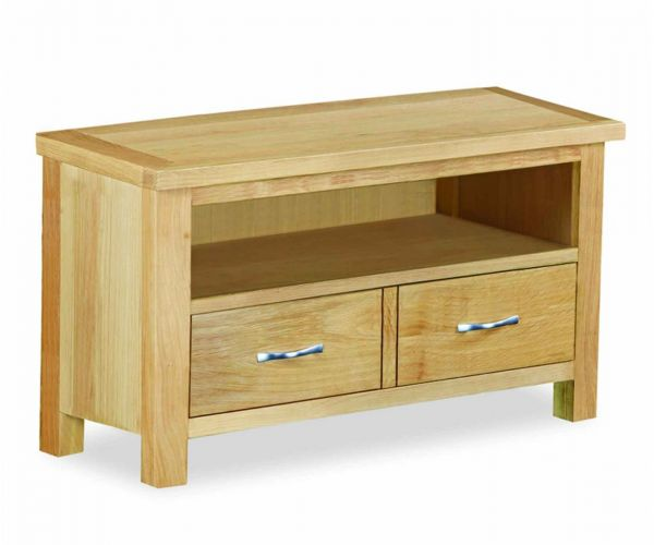 Global Home New Trinity Oak Small TV Unit