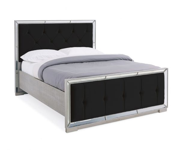 Derrys Furniture Sofia Black Bed Frame