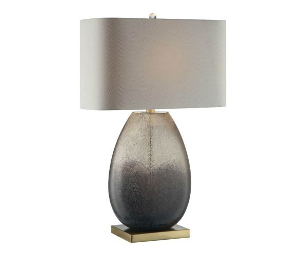 Derrys Furniture Soho White Table Lamp