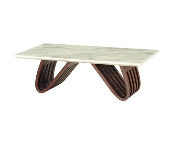 Furniture Line Sorrento Marble Coffee Table