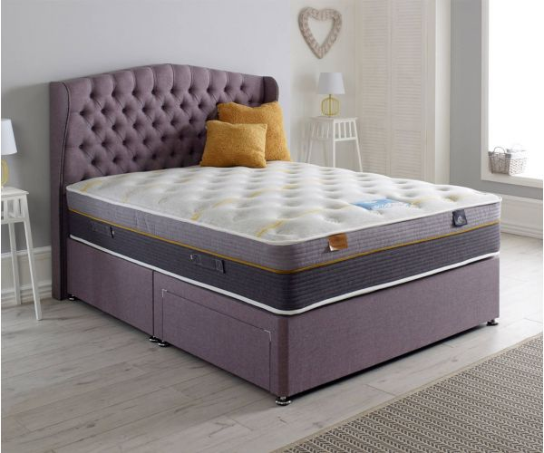 Dura Beds Cloud Lite Splendour 3500 Pocket Sprung Divan Bed Set