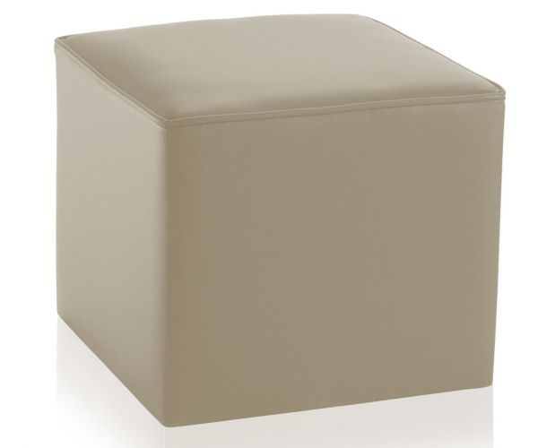 Swanglen Square 37 cm Wide Footstool