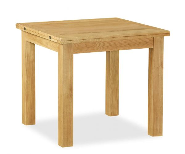 Global Home Salisbury Lite Square Extension Dining Table Only