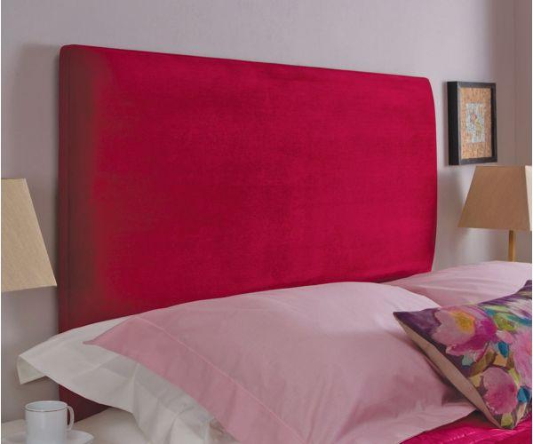 Swanglen St. Tropez Floor Standing Fabric Headboard