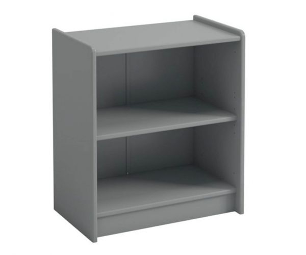 Steens Kids Grey Low Bookcase