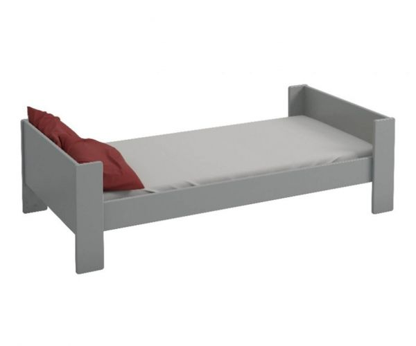 Steens Kids Grey Single Bed Frame
