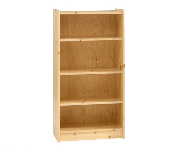 Steens Kids Solid Pine Tall Bookcase