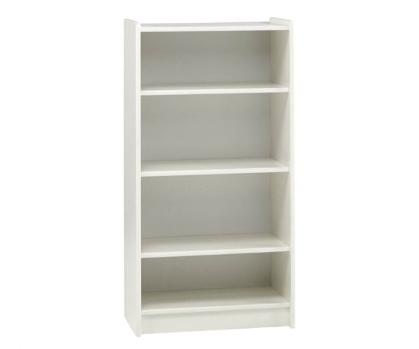 Steens Kids White Tall Bookcase