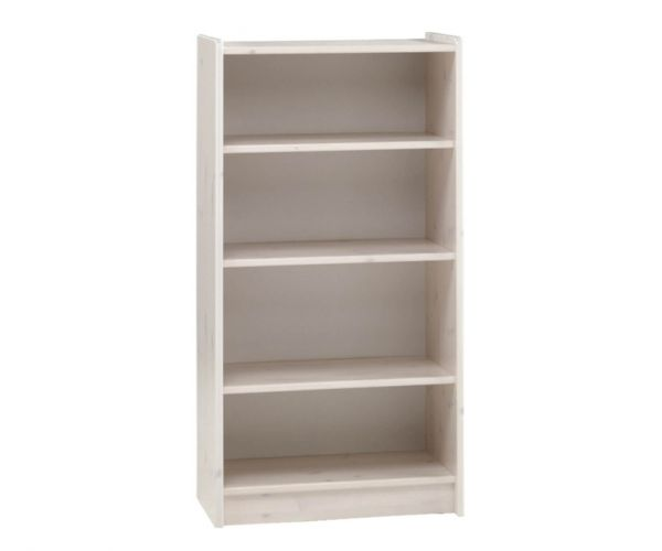 Steens Kids Whitewash Tall Bookcase