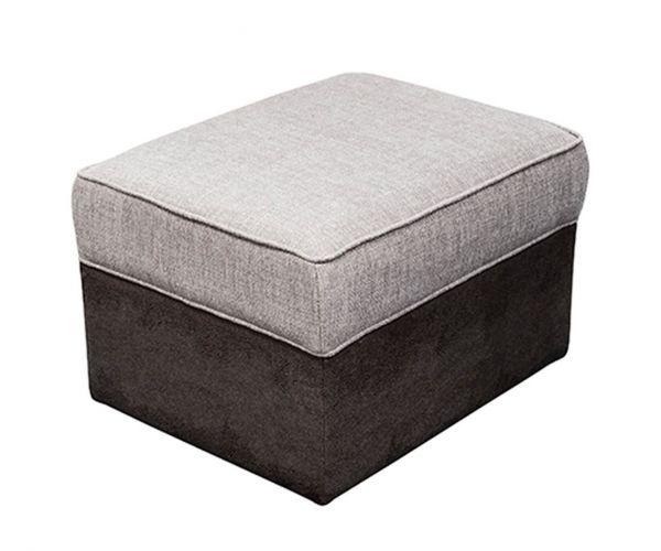 Buoyant Upholstery Fabric Storage Footstool