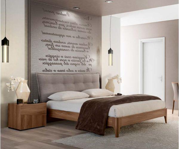 Camel Group Storm Soft Upholstered Storage Bed Frame