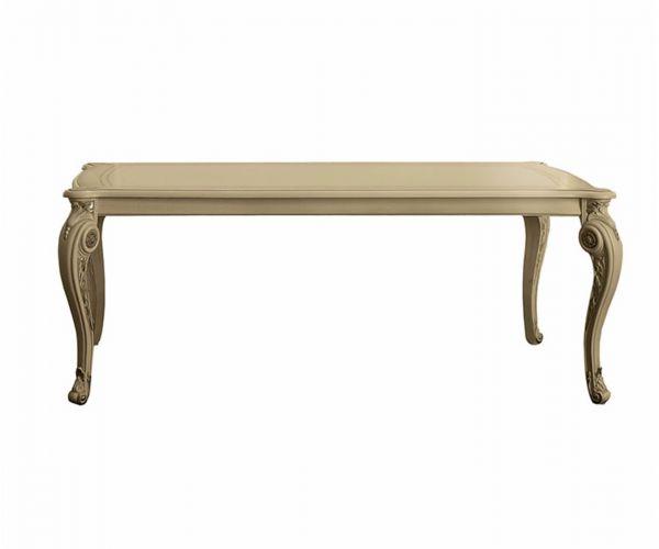 Arredoclassic Tiziano Italian Rectangular Fix Top Dining Table