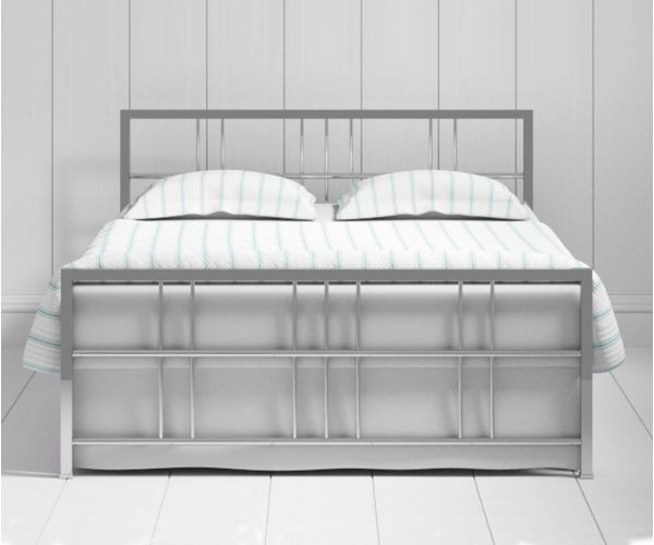 Original Bedstead Company Tain Chrome Headboard Only