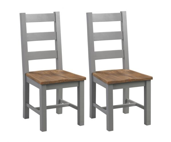 The Byland Collection Dining Chair in Pair