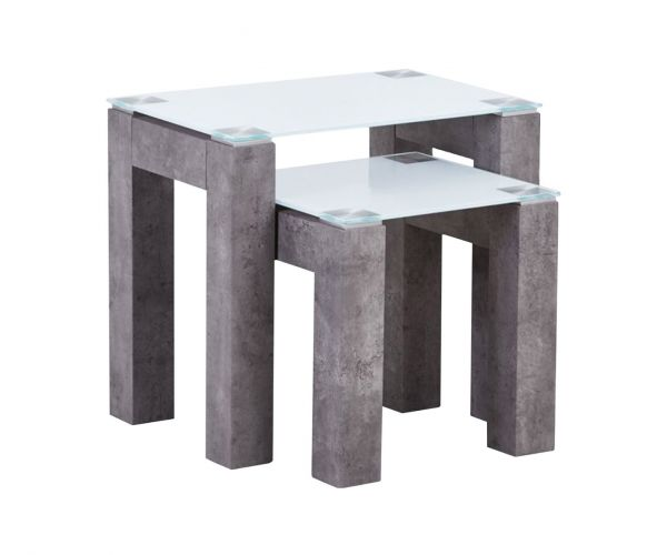 Annaghmore Tivoli Nest of Tables