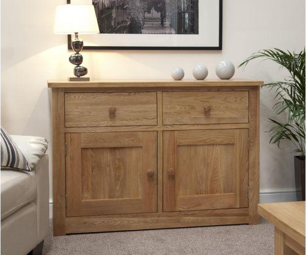 Homestyle GB Torino Oak Medium Sideboard