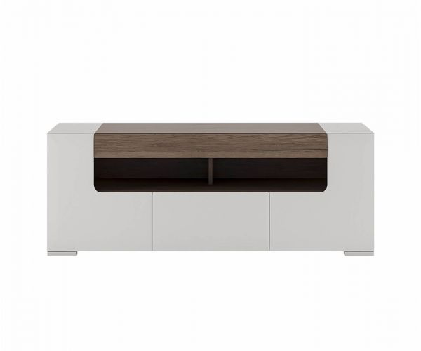 FTG Toronto Small Wide TV Cabinet