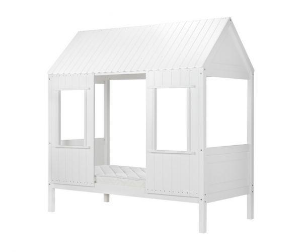 Birlea Furniture Treehouse White Kids Bed