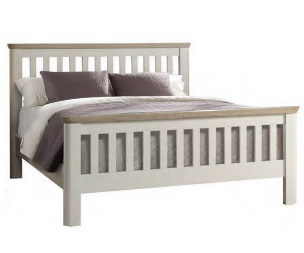 Annaghmore Treviso Painted Bed Frame