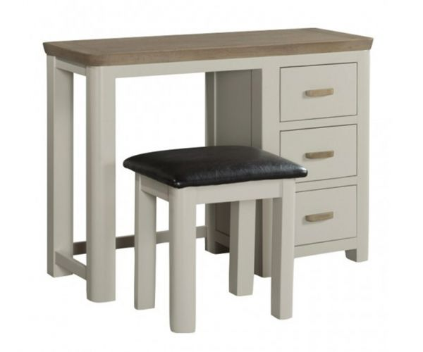 Annaghmore Treviso Painted Dressing Table and Stool