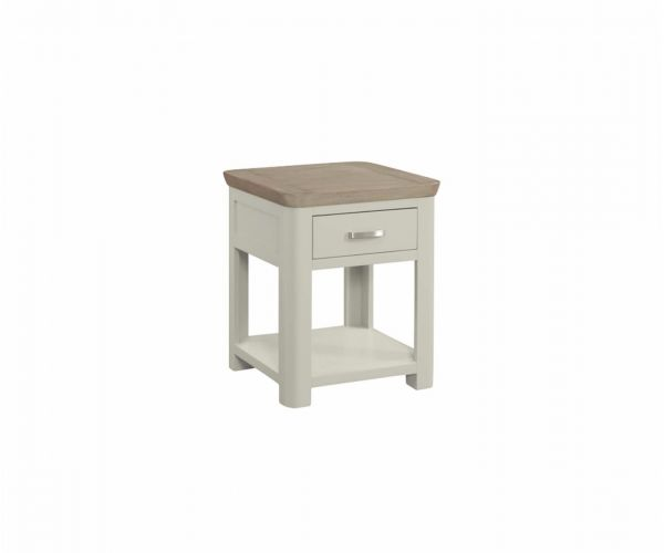 Annaghmore Treviso Painted End Table with Drawer
