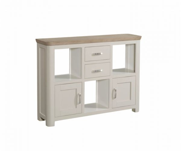 Annaghmore Treviso Painted Low Display Unit