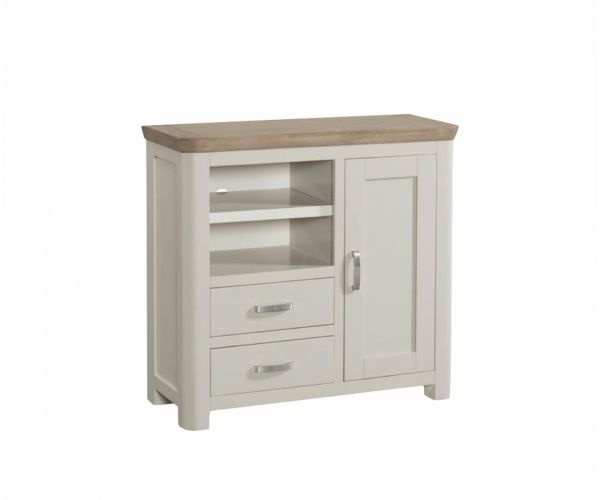 Annaghmore Treviso Painted Media Unit Sideboard