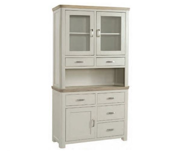 Annaghmore Treviso Painted Small Buffet Hutch